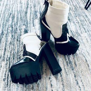 Public Desire Platform Shoes Heels
